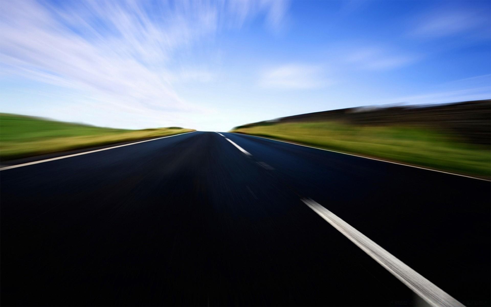 обои скорость дорога благоустройства территории