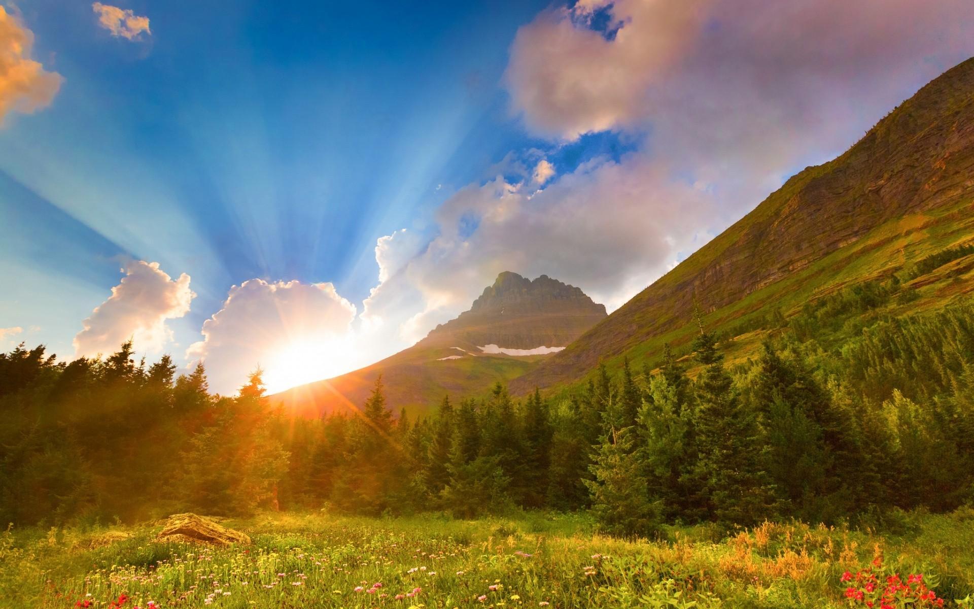 Картинки о природе с добрым утром, здоров