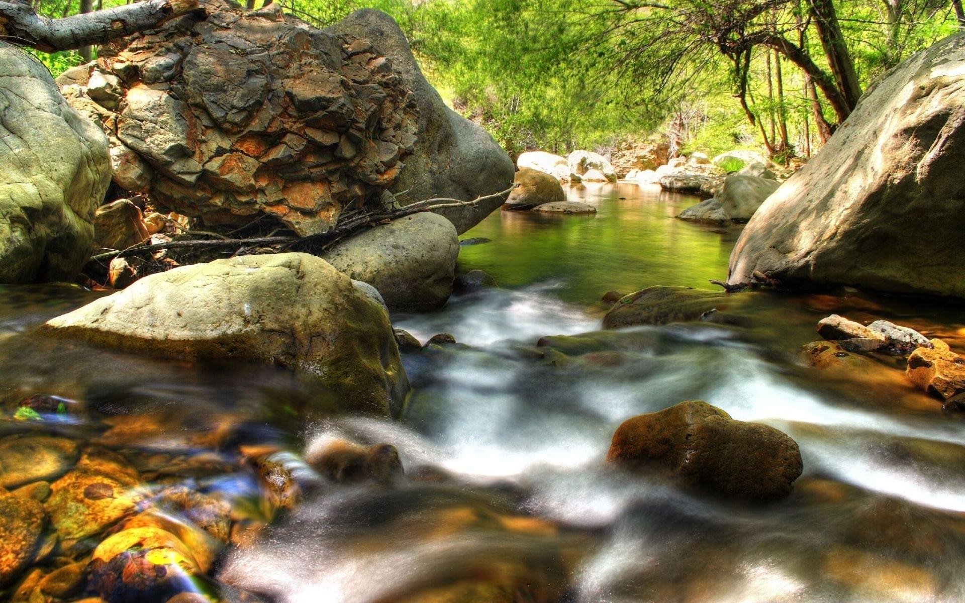 Река в камн  № 2387236 загрузить