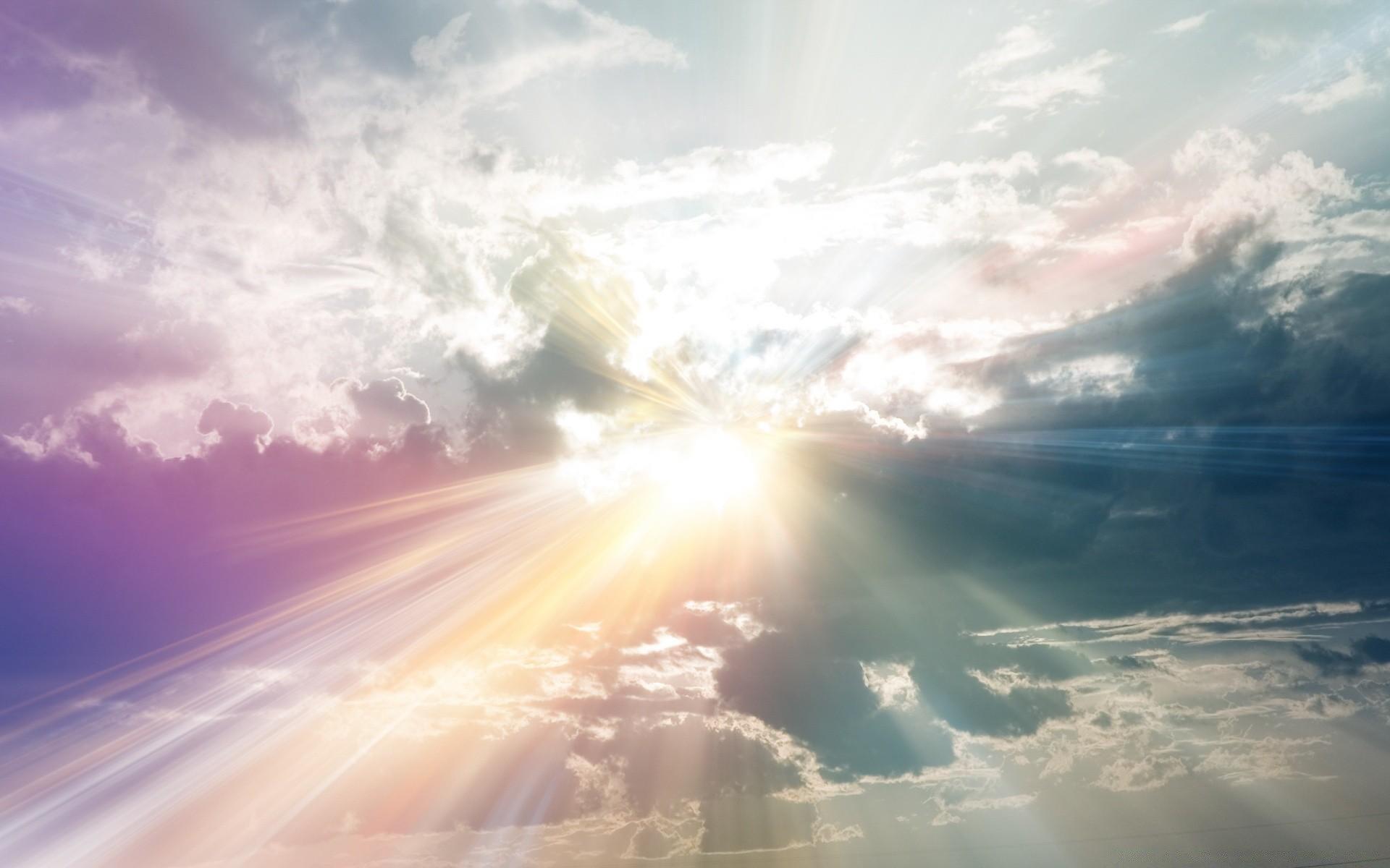 Небеса христианские картинки