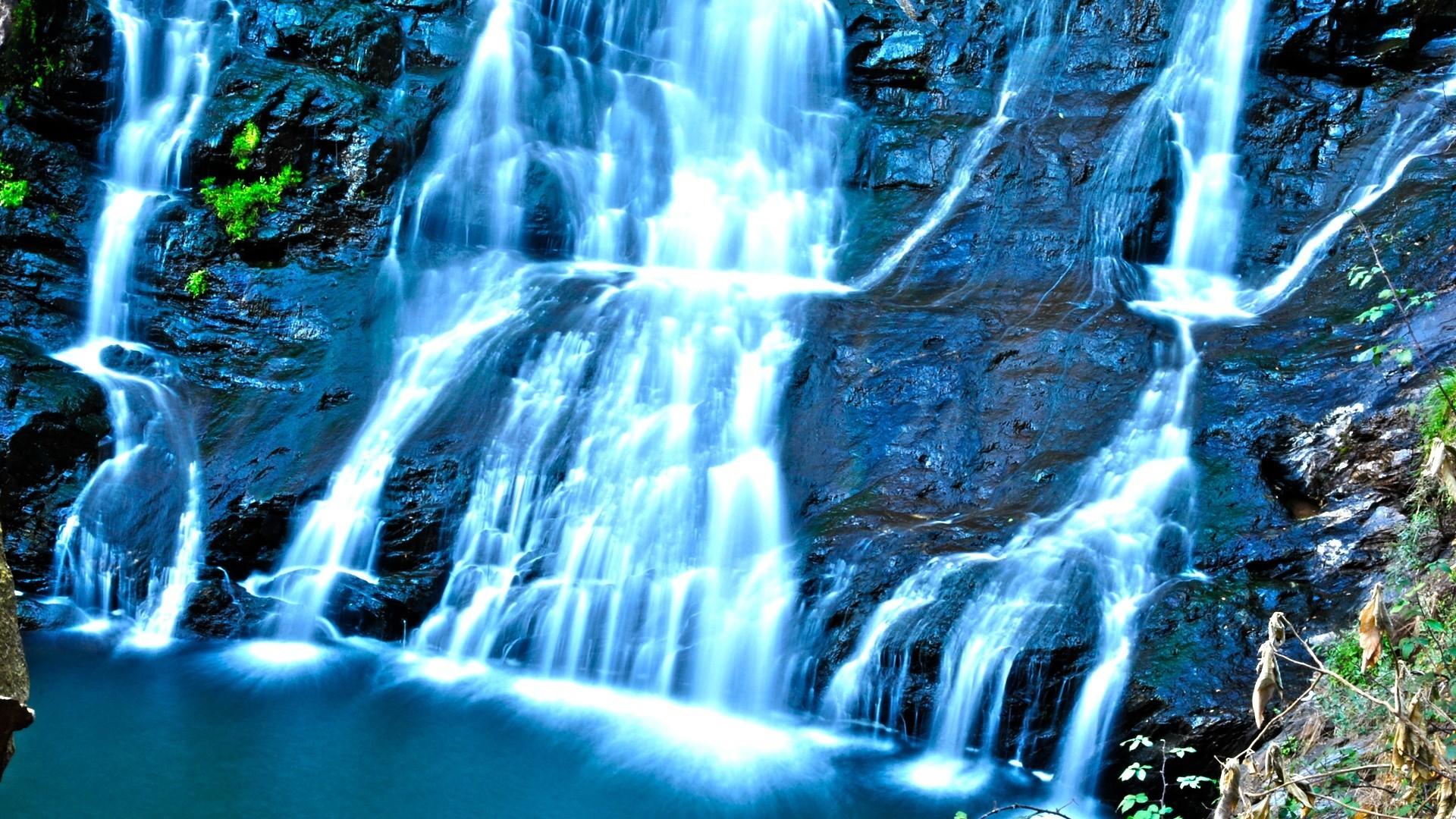 обои на телефон водопады живые бруса две семьи