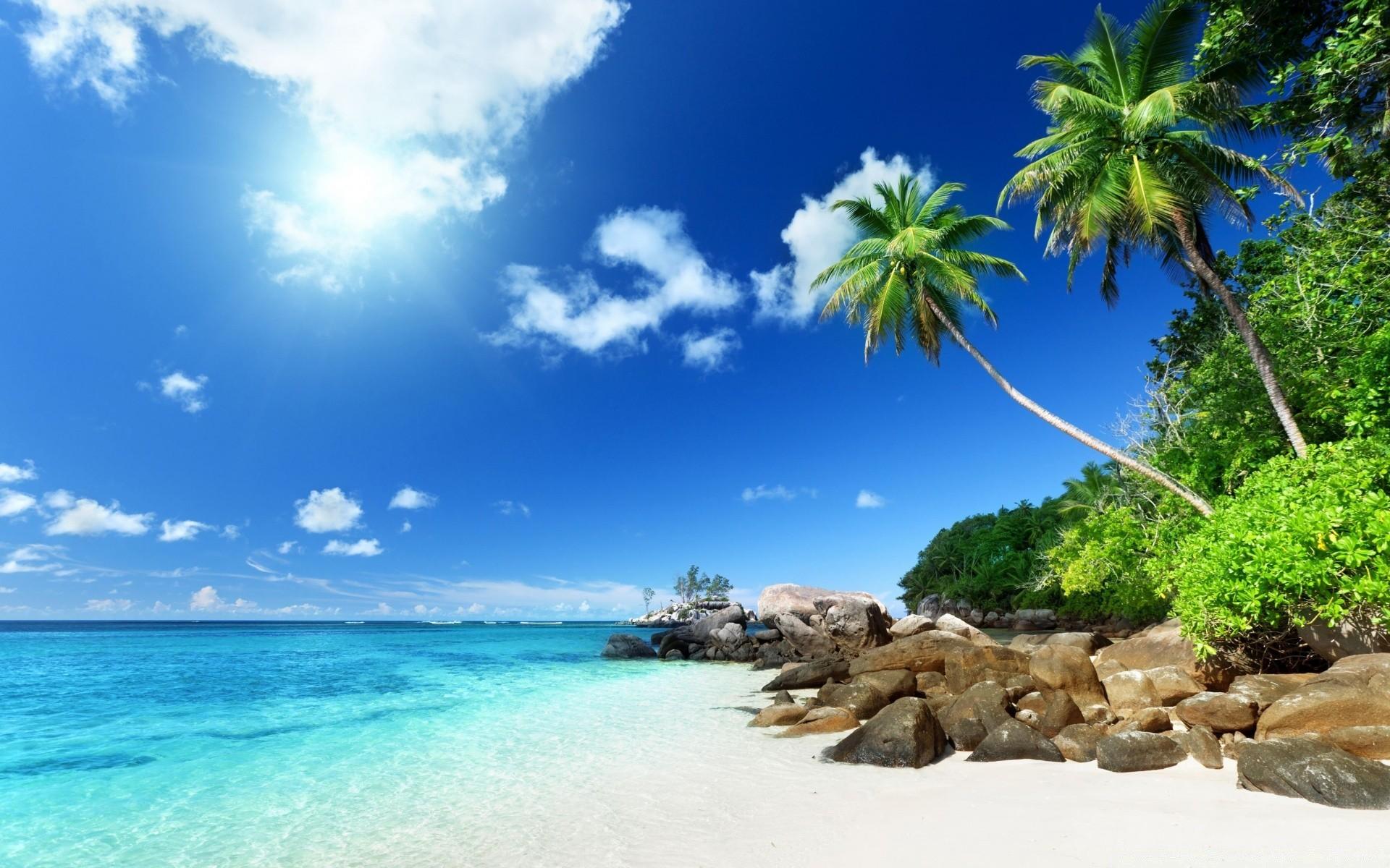 Красивые фото моря