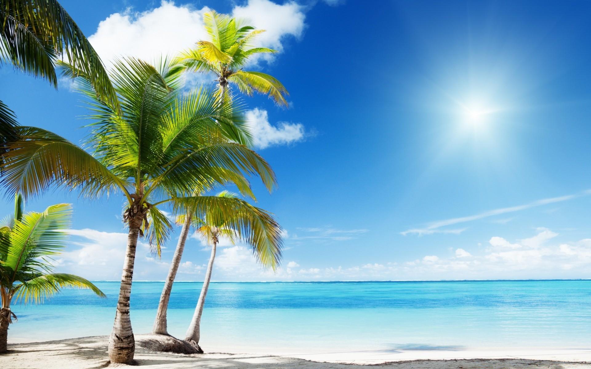 3d пляж обои на рабочий стол № 562217 бесплатно