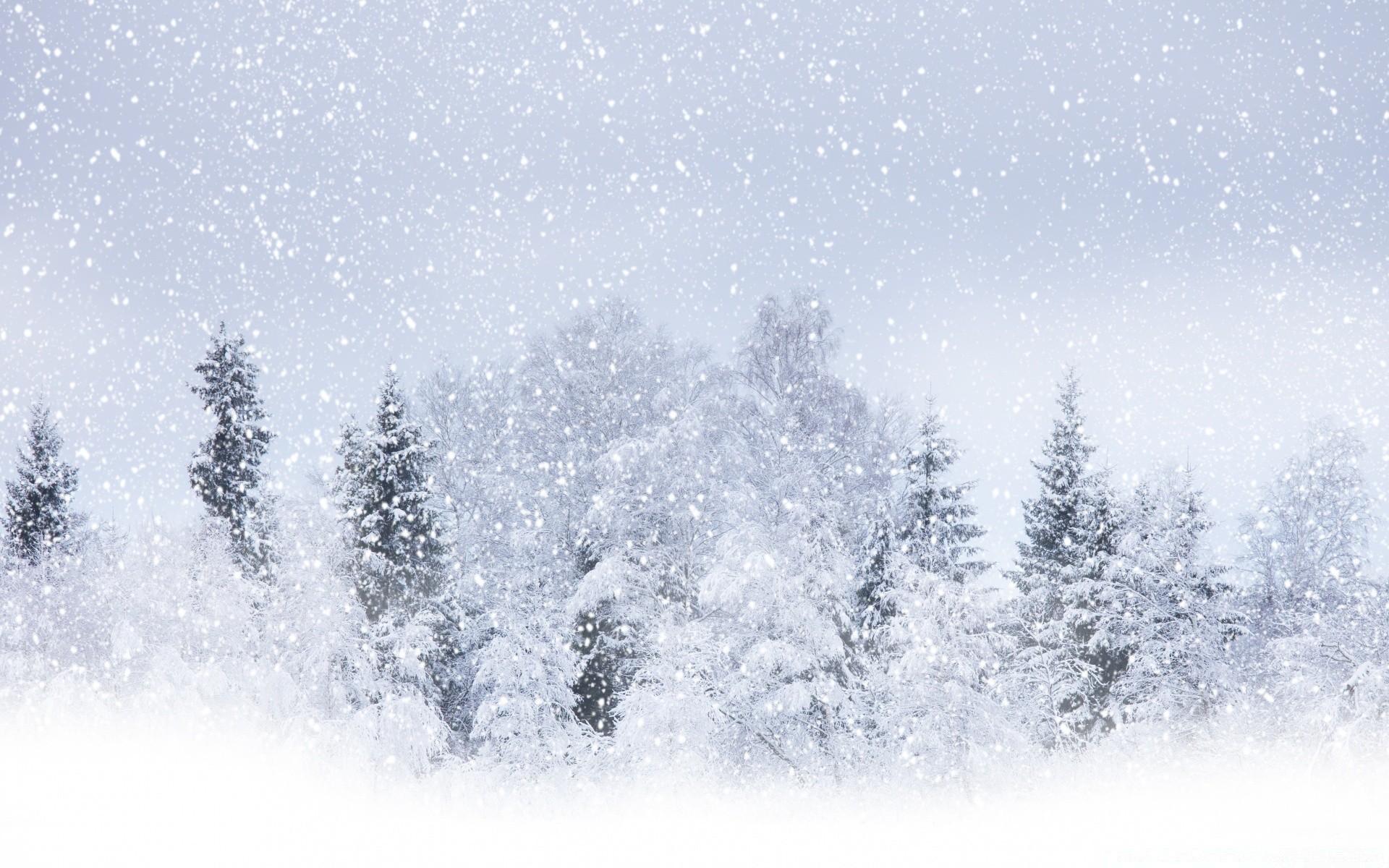 Анимация снега на рабочий стол