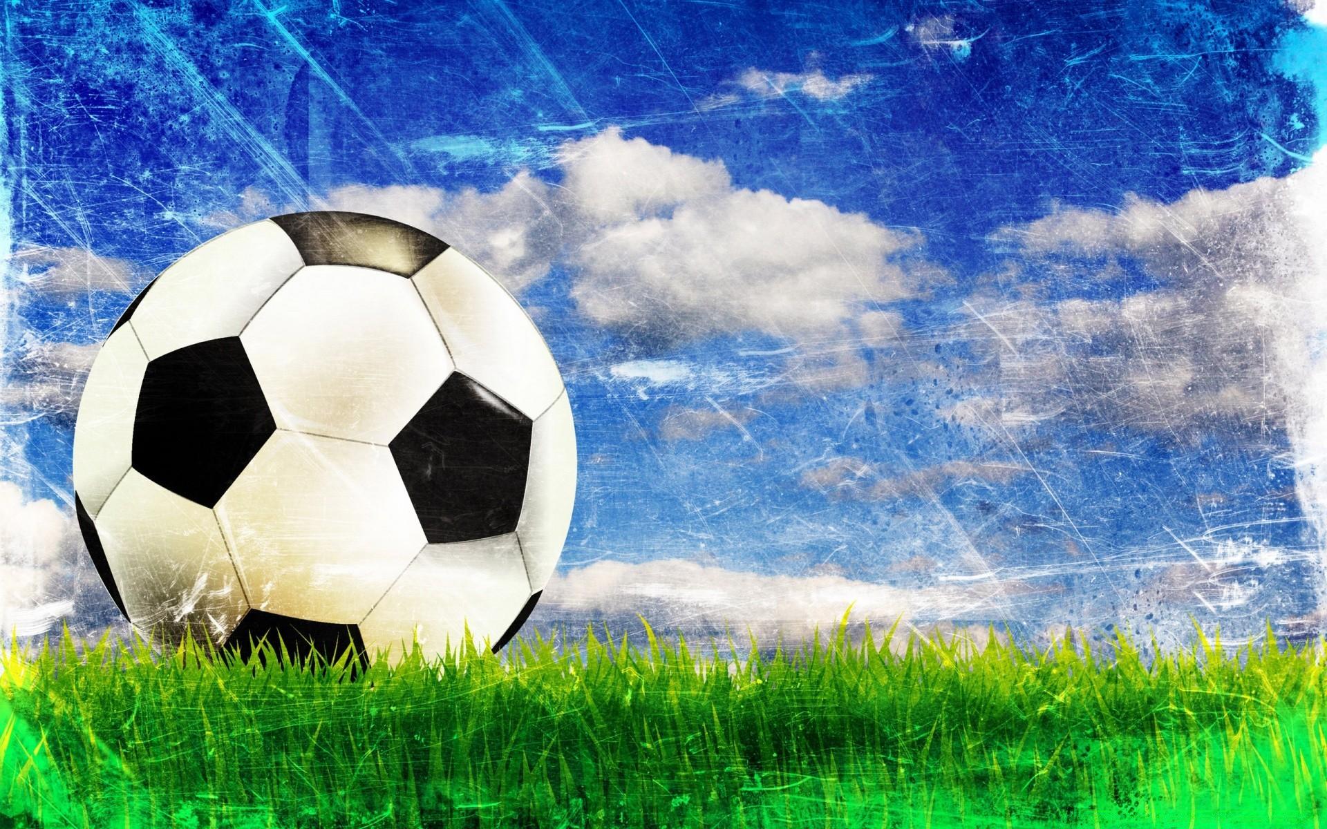 Футбольная открытка