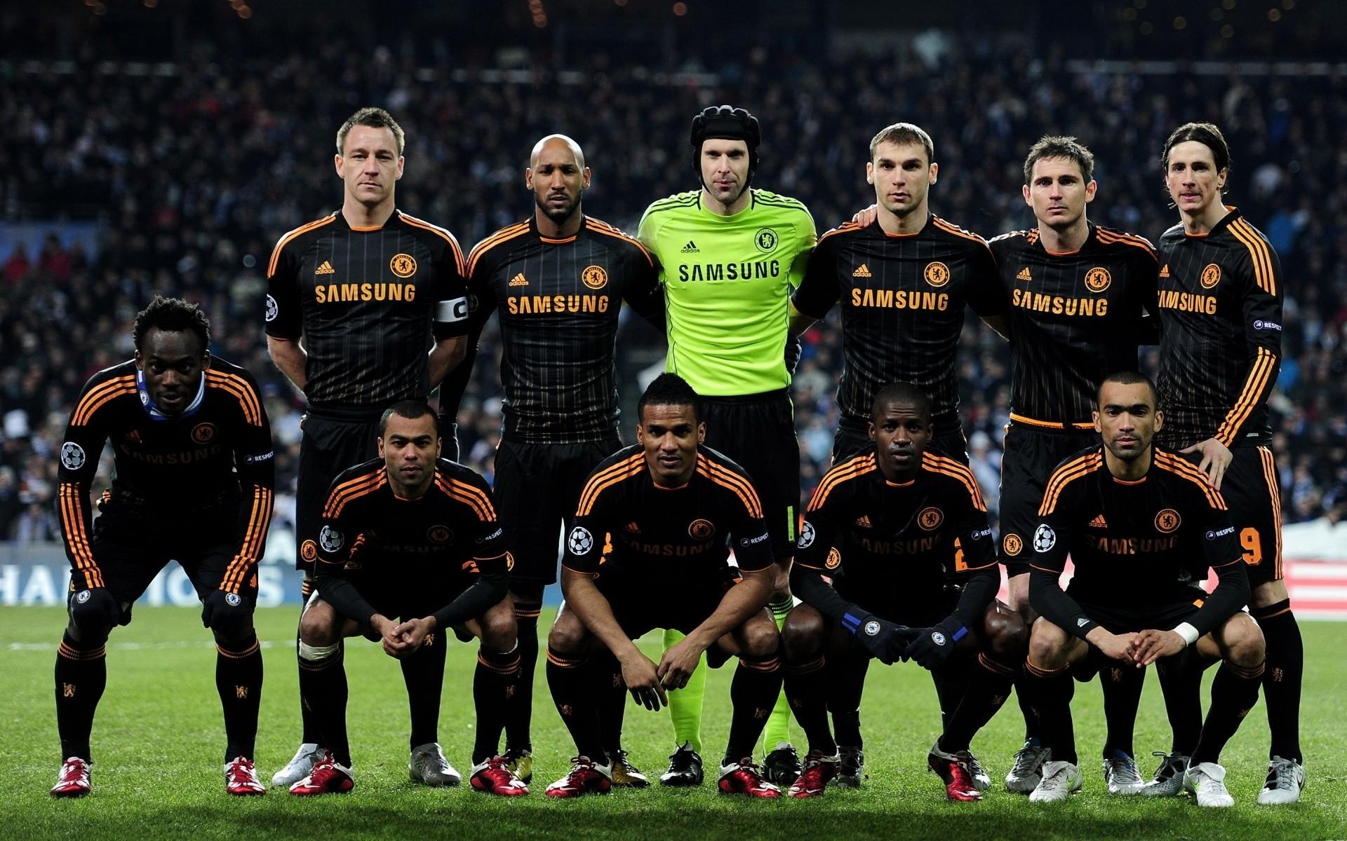футбольной команды фото