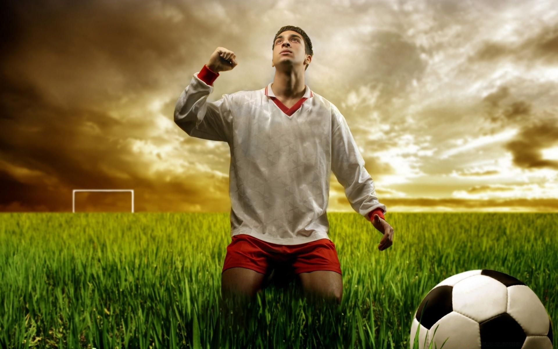 Красивые открытки про футбол