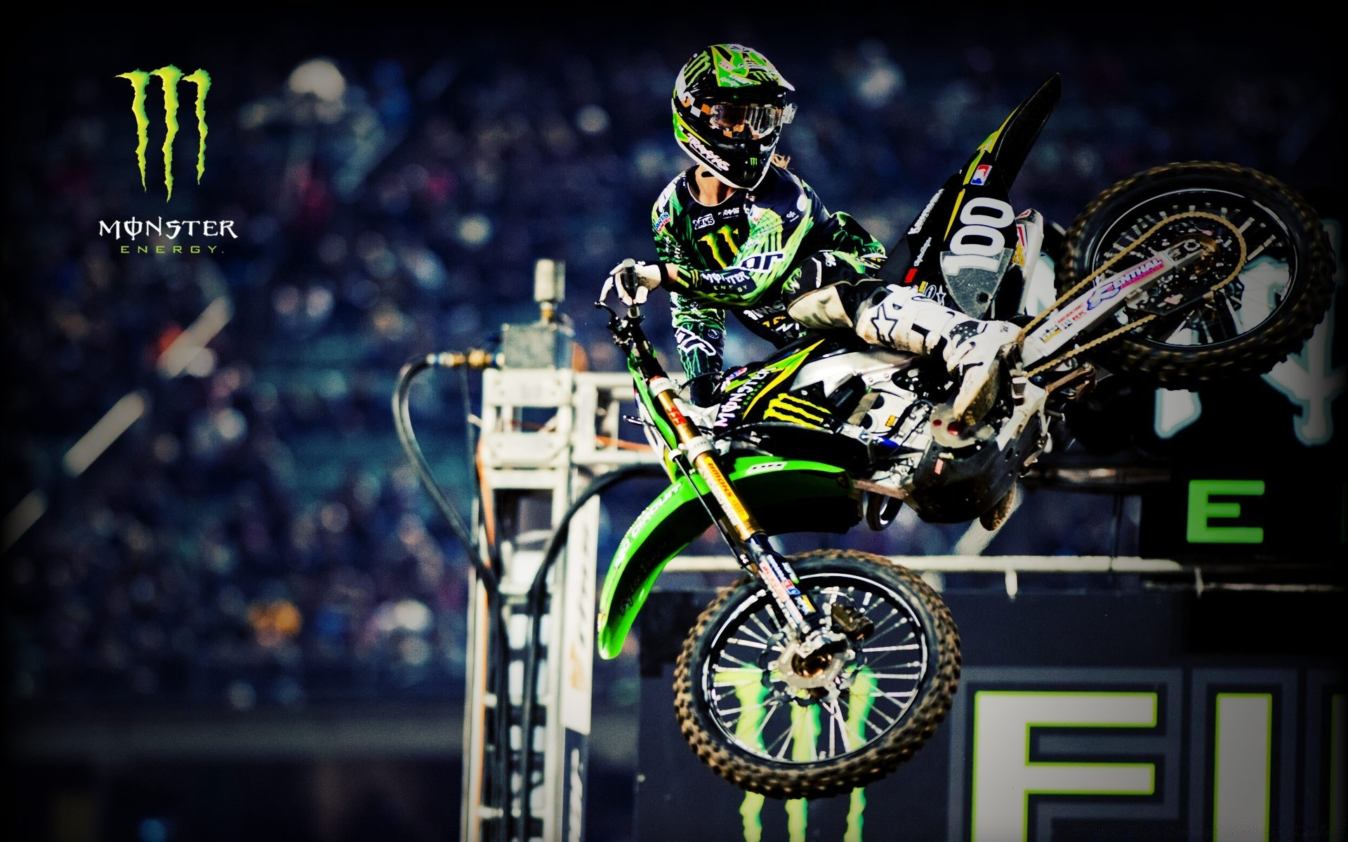 Monster Energy Motocross