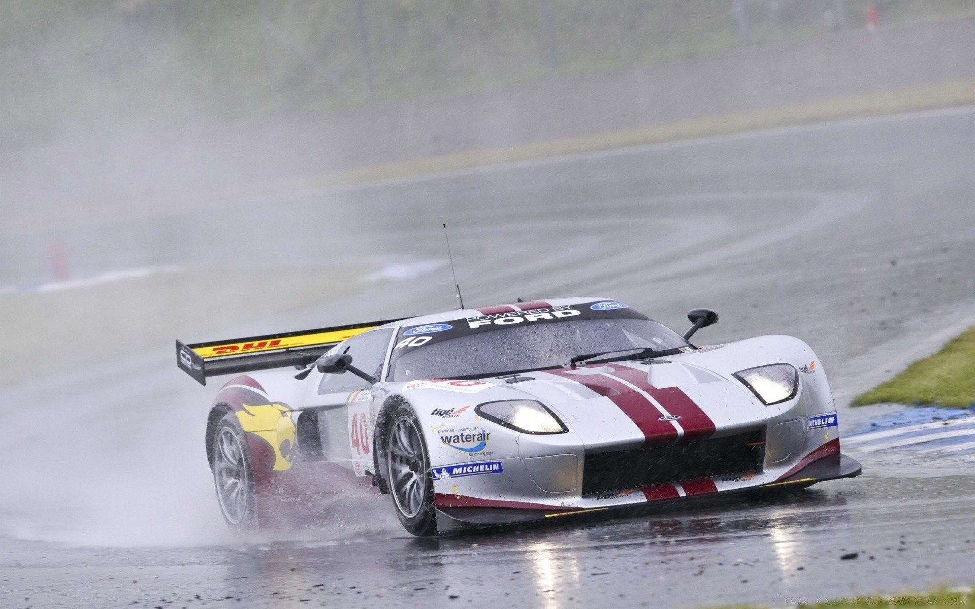 Ford GT дорога гонки без смс