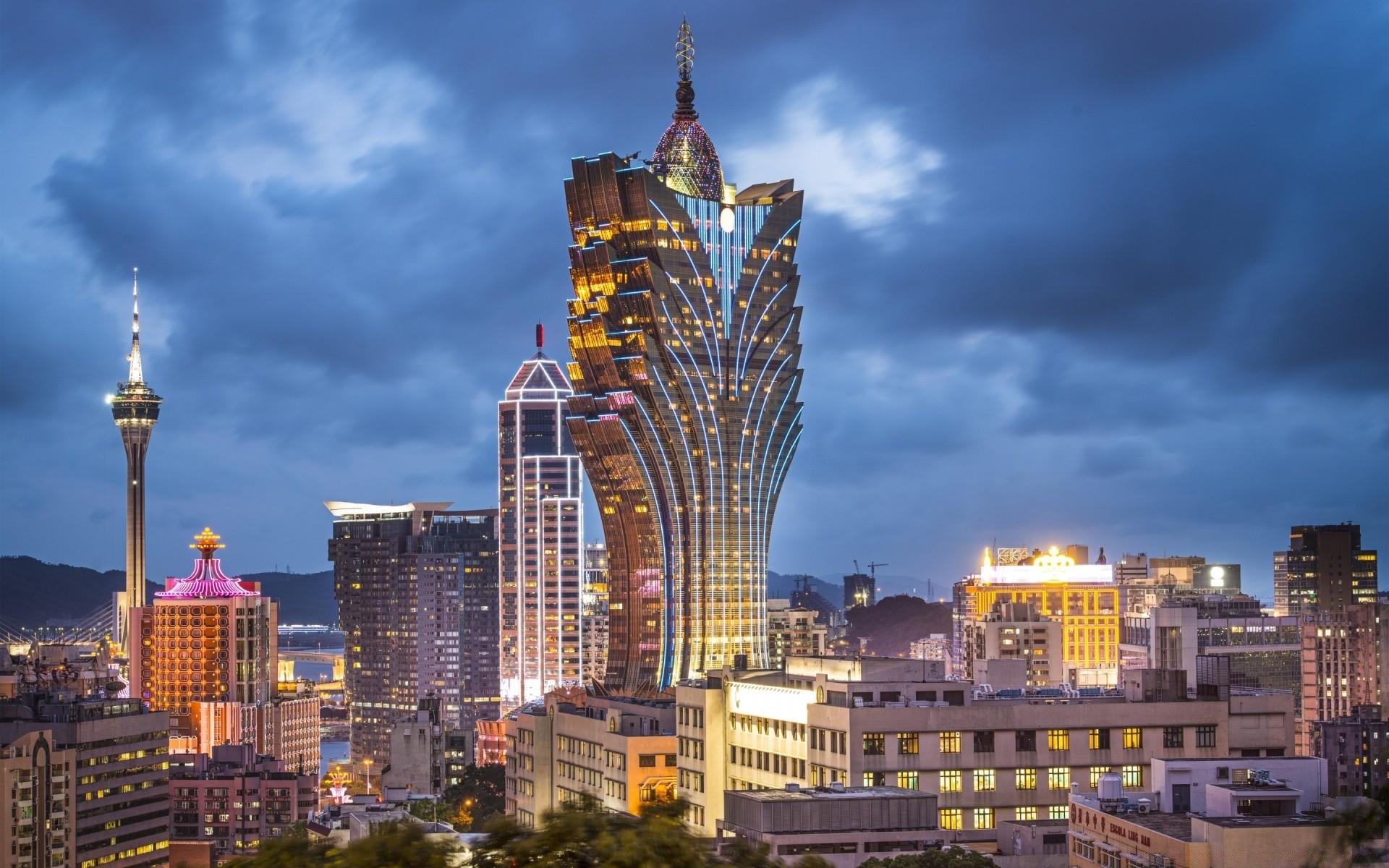 Отель Grand Lisboa Macau - мекка для любителей азарта