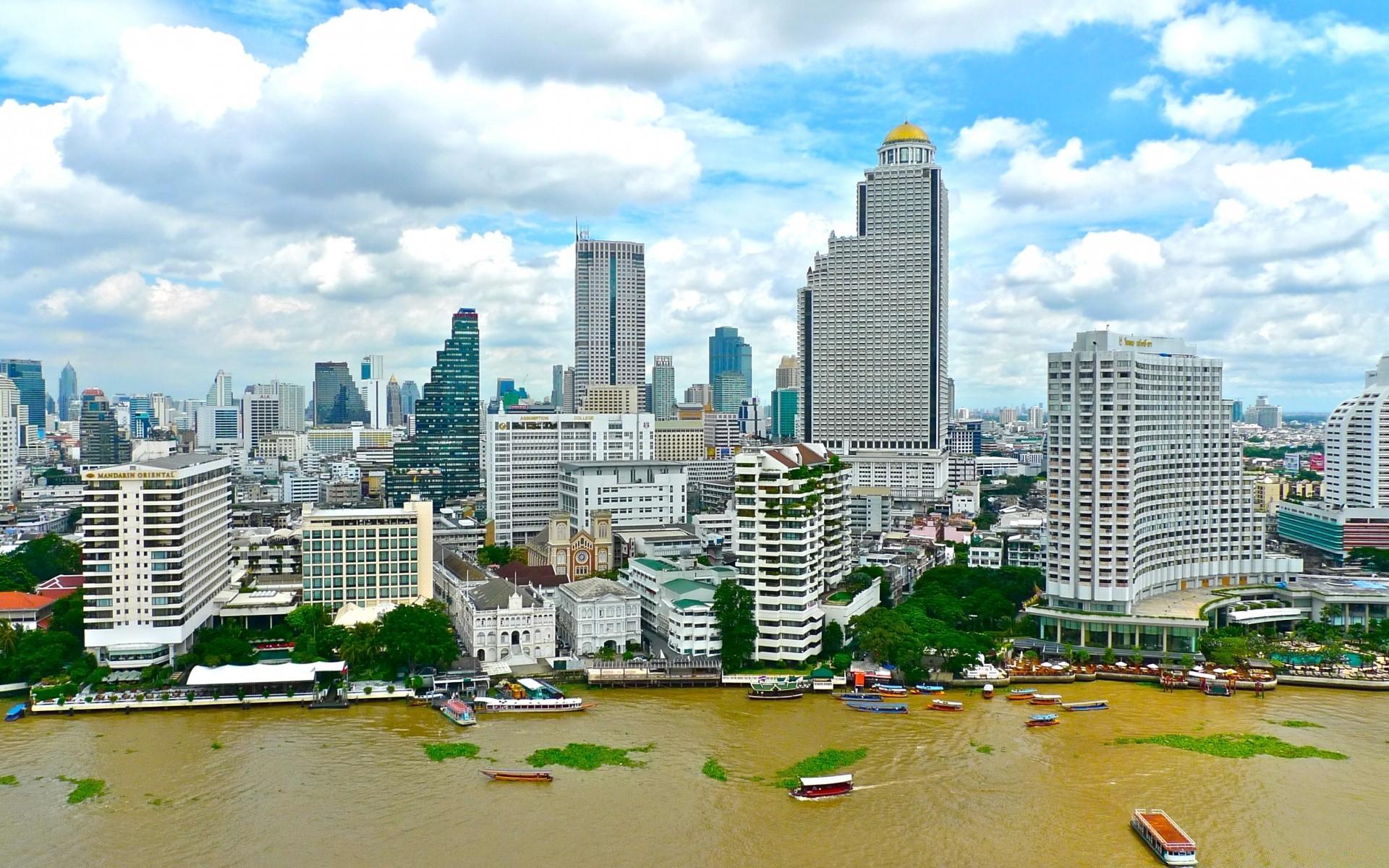Обои бангкок. Города foto 18