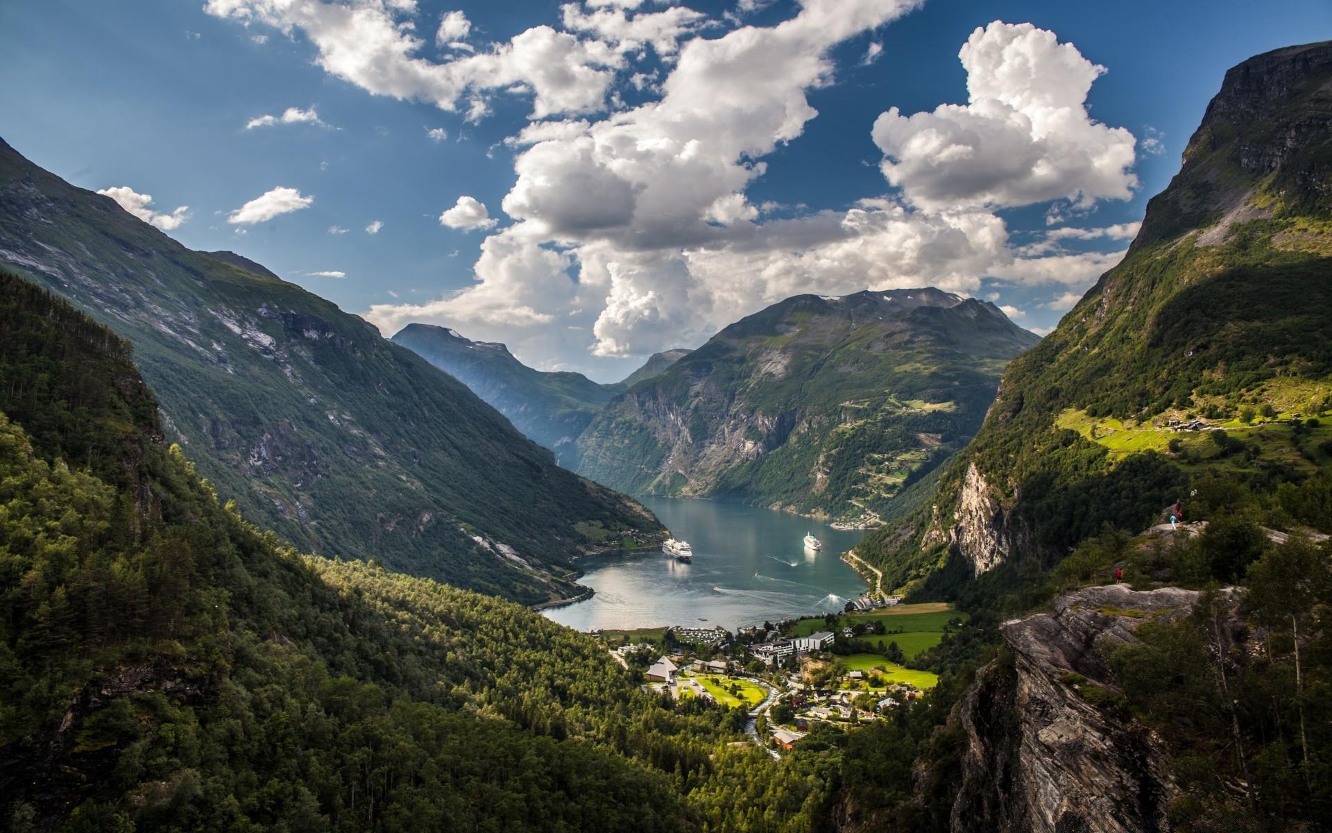 Картинки норвегия фьорды, вместе