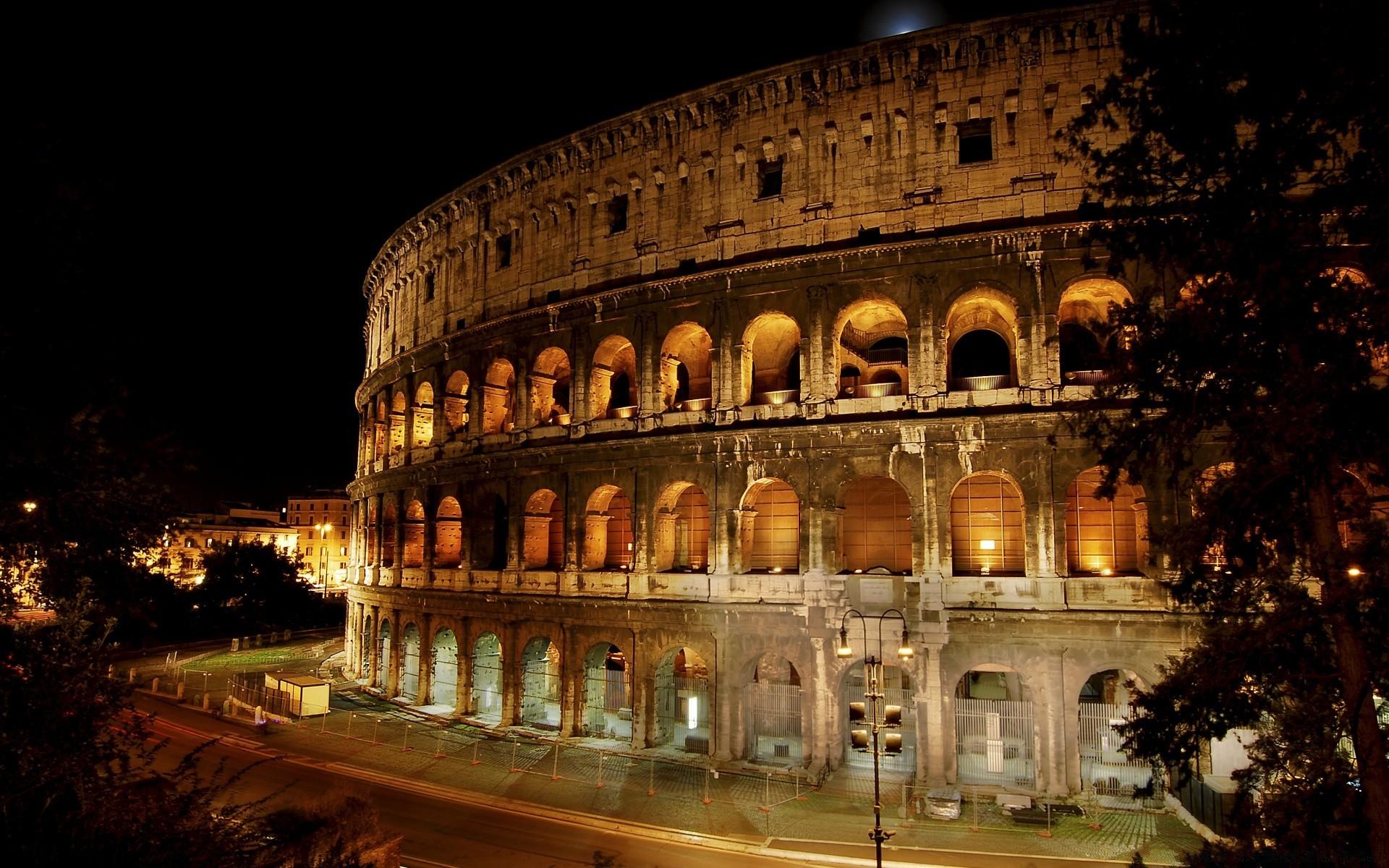страны архитектура Рим Италия загрузить