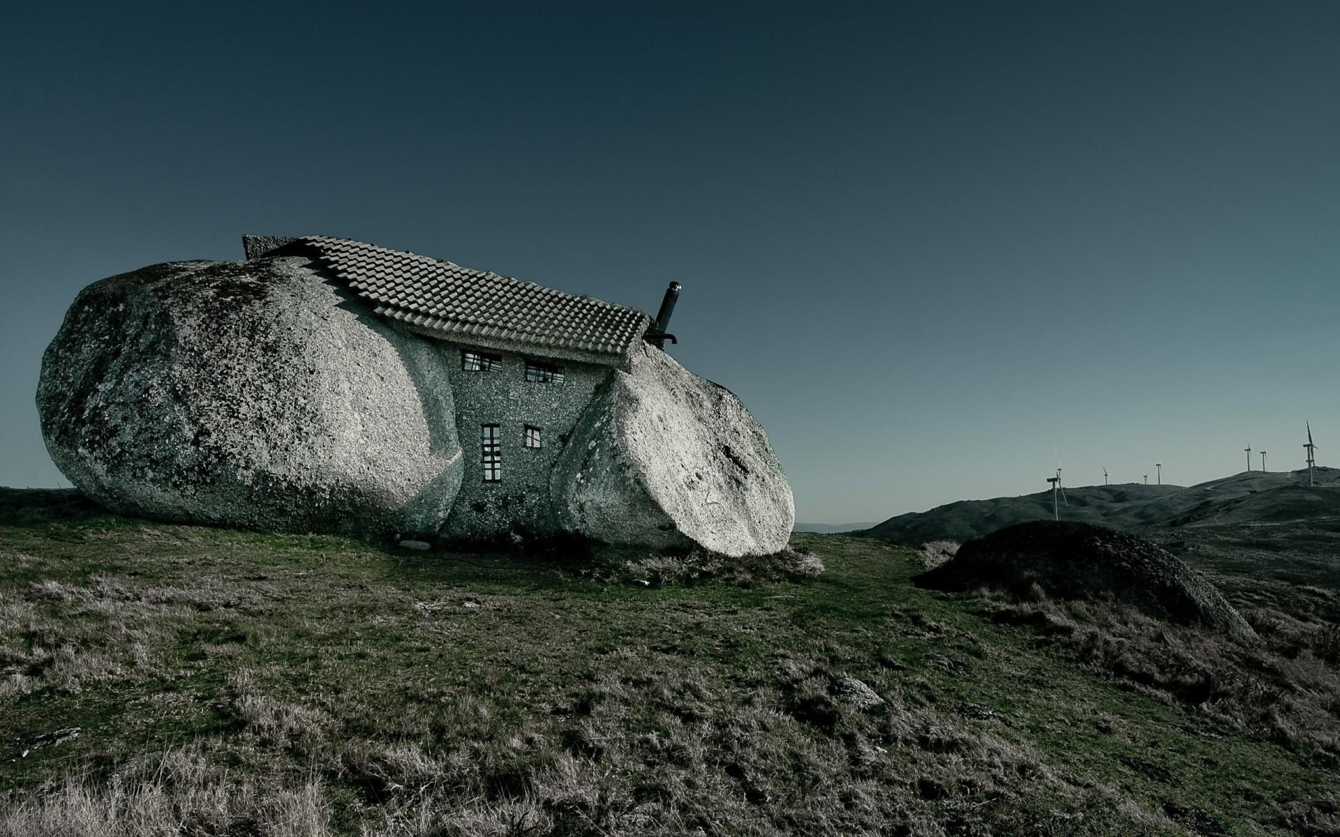 Stone house дом в португалии
